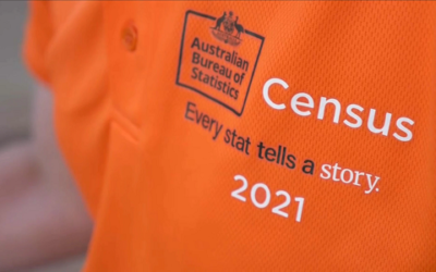 Auslan assistance for the Census on 10 August >
